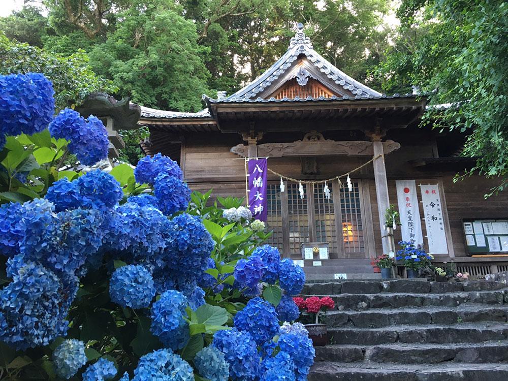 あじさい神社