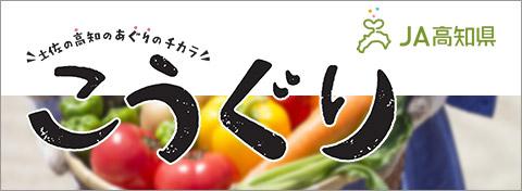 JA高知県広報誌「こうぐり」